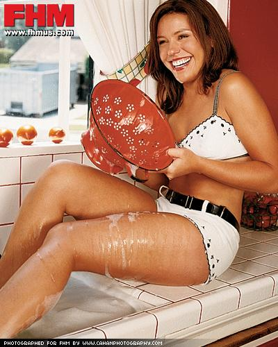 Rachael Ray oven red hot sexy photo